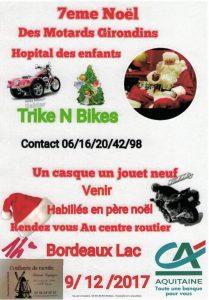 Noël des Motards Girondins